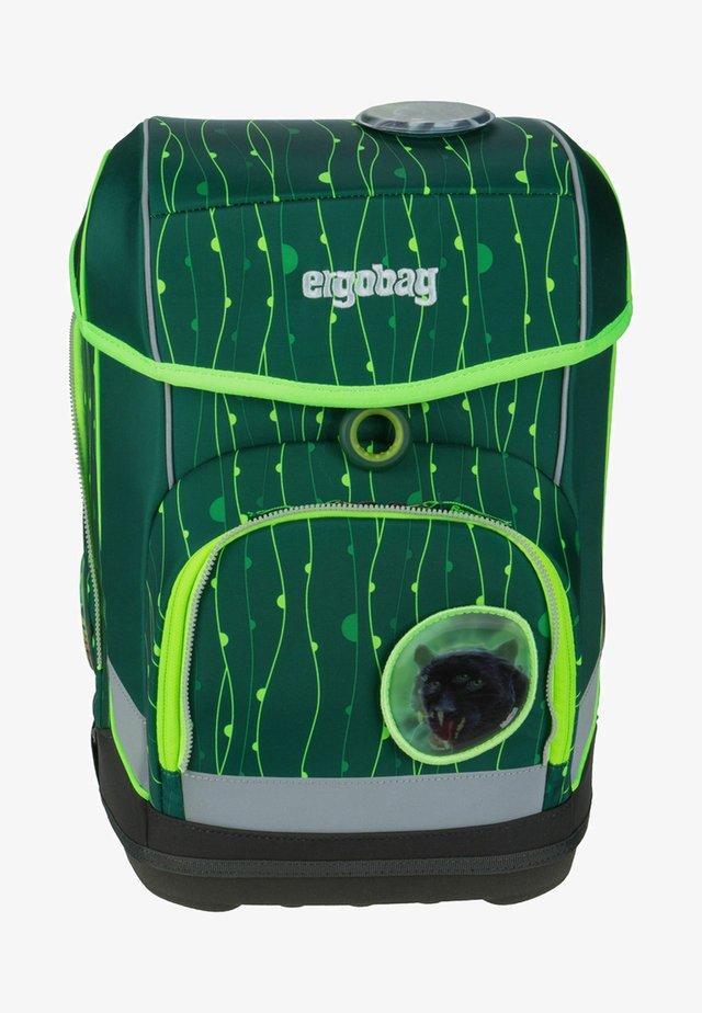 LUMI - School bag - green