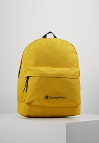 Champion - BACKPACK - Reppu - mustard yellow - 0