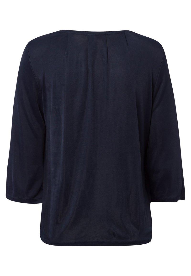 BRAX STYLE CLARA - Langarmshirt - navy/blau JoxusY