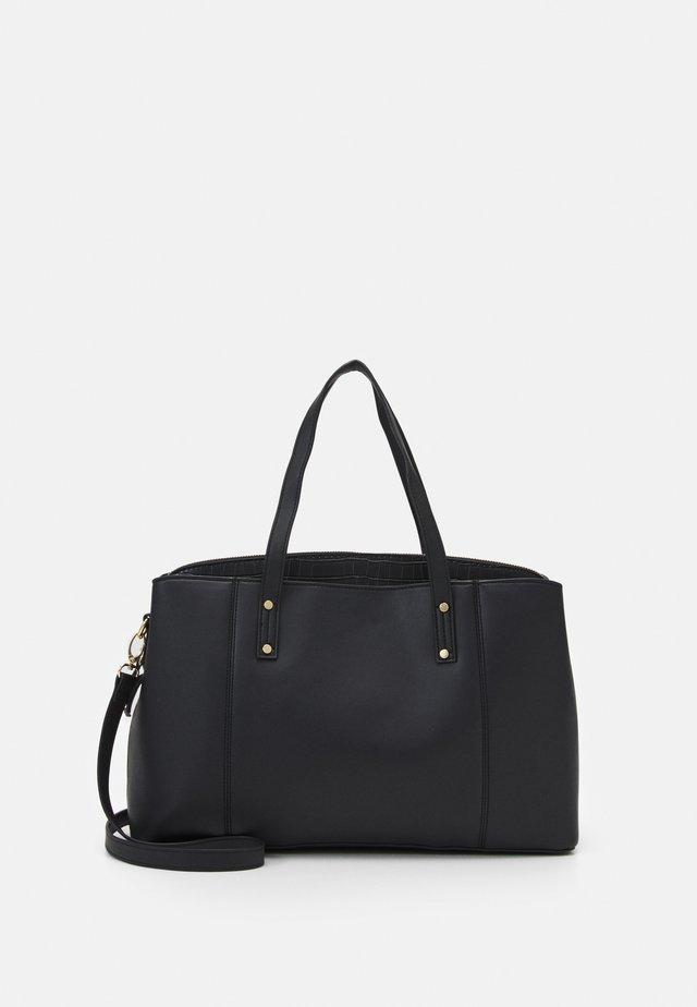LOGAN BAG - Handbag - black