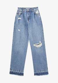 PULL&BEAR - Relaxed fit jeans - blue - 6