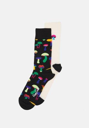MUSHROOM 2 PACK - Socks - multi