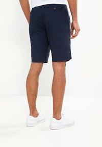 Threadbare - SEACLIFFE - Shorts - blau - 2