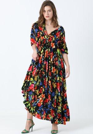 Maxi-jurk - multicoloured