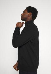 Lacoste - Zip-up hoodie - black - 3
