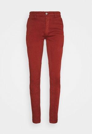ZEUMAR HYPERFLEX  - Slim fit jeans - congo