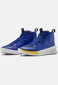 Under Armour - UA JET - Basketball shoes - royal - 1
