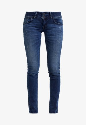 MOLLY - Jeans Slim Fit - alles wash