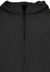 Urban Classics - Bomber Jacket - black/white - 7