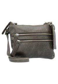 Cowboysbag - TIVERTON - Across body bag - grey - 4