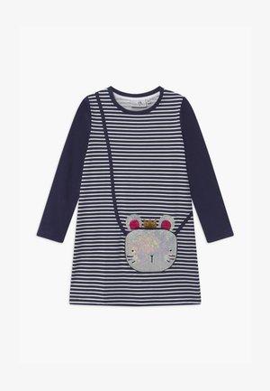Jersey dress - navy