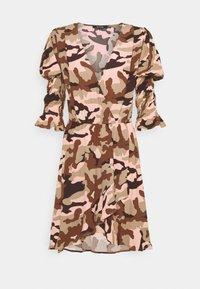 True Religion - Denní šaty - camouflage peach - 6