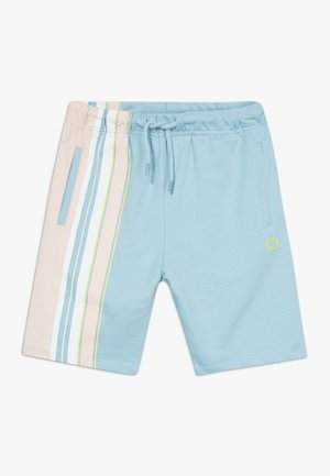 BRAN  - Teplákové kalhoty - blue/multi