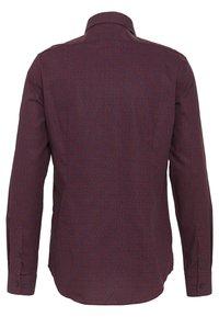 Calvin Klein Tailored - FLOWER PRINT - Formal shirt - red - 1