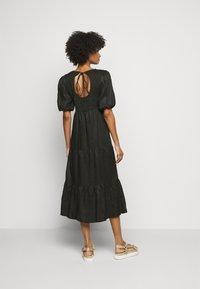 Faithfull the brand - ALBERTE DRESS - Denní šaty - plain black - 2