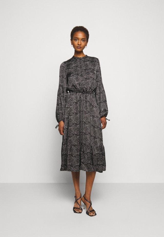 BECCA ARY DRESS - Maxi dress - black