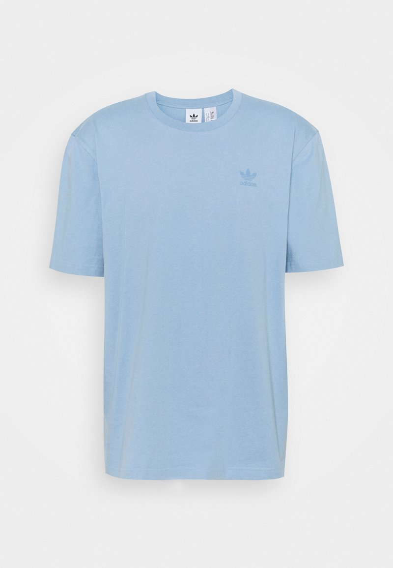 adidas Originals - TEE UNISEX - Print T-shirt - ambient sky
