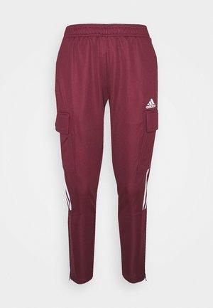 TIRO WINTERIZED - Pantaloni sportivi - victory crimsombient blush