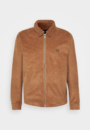 HAIGHT HARRINGTON JACKET - Chaqueta fina - toasted coconut
