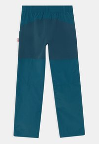 TrollKids - HAMMERFEST PRO SLIM FIT UNISEX - Outdoor trousers - petrol - 1