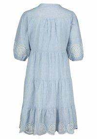 kate storm - Day dress - bleu - 3