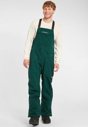 SHRED BIB PANTS - Snow pants - panderosa pine