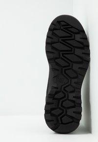 Cat Footwear - BRAWN - Schnürstiefelette - black - 4