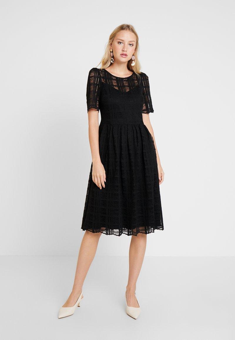 NAF NAF - LAROMA - Cocktail dress / Party dress - noir
