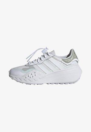 CHOIGO RUNNER  - Tenisky - footwear white/silver metallic