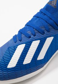 adidas Performance - Indoor football boots - royal blue/footwear white/core black - 2