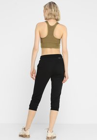 ONLY Play - ONPELINA 3/4 PANTS - Tracksuit bottoms - black - 2