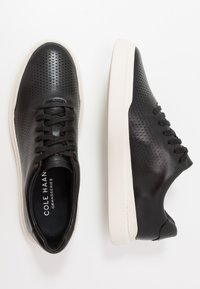 Cole Haan - GRANDPRO RALLY LASER CUT  - Trainers - black - 1