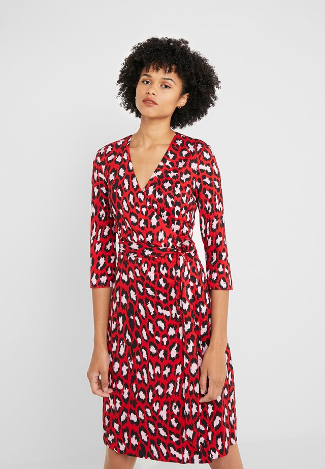 NEW JULIAN TWO - Day dress - red