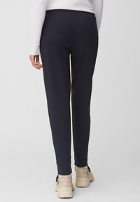 Marc O'Polo - LONTTA - Tracksuit bottoms - blue - 2