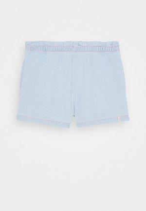 BERMUDA - Shorts - bleached denim