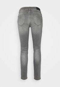 Marc O'Polo - ALBY SLIM - Slim fit jeans - grey wash - 1