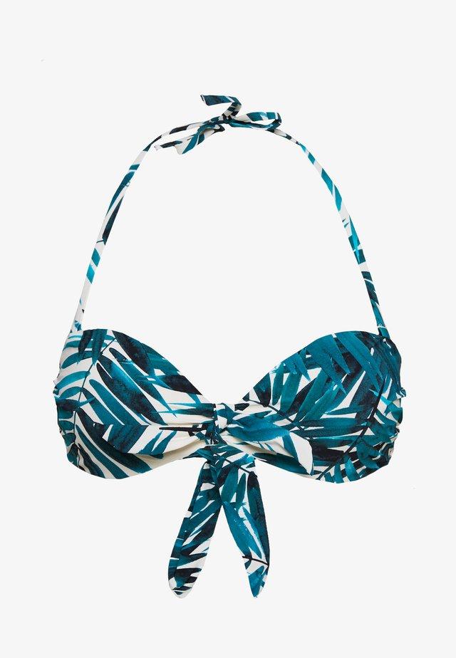 BLUEBAY BANDEAU - Bikini pezzo sopra - multicolore
