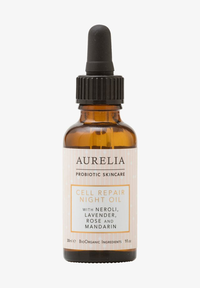 AURELIA PROBIOTIC SKINCARE CELL REPAIR NIGHT OIL - Face oil - -