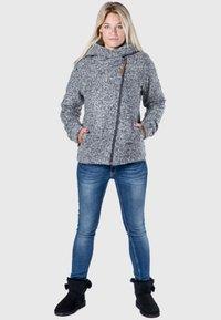 alife & kickin - KIKI - Light jacket - steal - 1