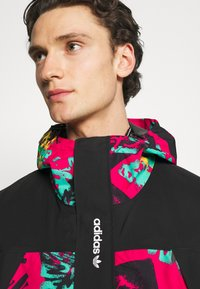 adidas Originals - GORETEX - Summer jacket - black/multicolor - 4
