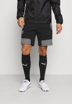 BVB BORUSSIA DORTMUND  - Sports shorts - black/castlerock