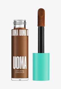 UOMA - STAY WOKE CONCEALER - Concealer - t1 black pearl - 0