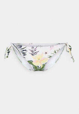 Bikini bottoms - bright white praslin