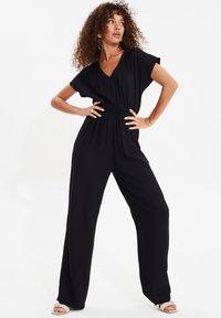 Trendyol - TRENDYOL TWOSS21TU0050 - Overall / Jumpsuit - black - 0