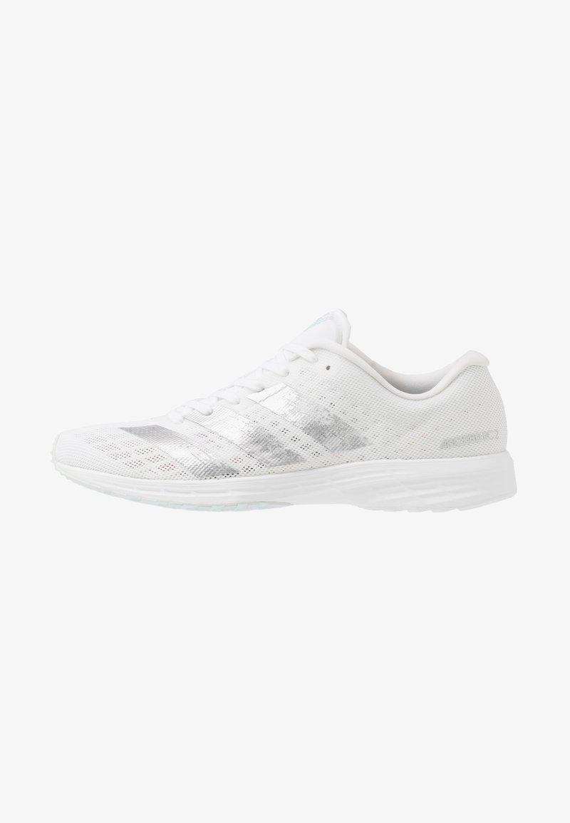 adidas Performance - ADIZERO RC 2 - Chaussures de running neutres - footwear white/silver metallic/sky tint