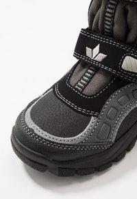 LICO - SAMUEL - Zimní obuv - schwarz/grau - 2