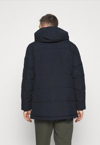 Tommy Hilfiger - REMOVABLE HOODED - Parkatakki - blue - 2