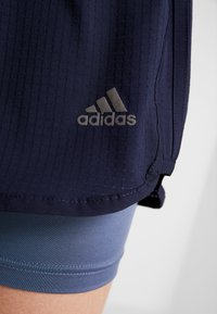 adidas Performance - SHORT - Korte sportsbukser - legend ink - 4
