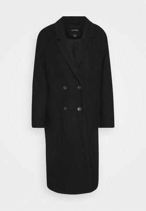 LOU COAT - Classic coat - black