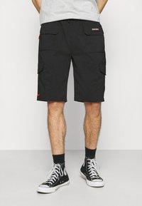 NAUTICA COMPETITION - PICKET - Shorts - black - 0